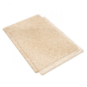 CUTTING PADS, CLEAR W/GOLD GLITTER, STANDARD 662140
