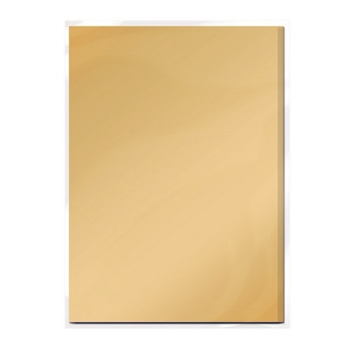 Metallpapper Honey Gold-Satin Effekt