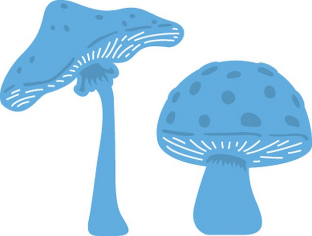 Marianne Design Creatable Dies Mushrooms