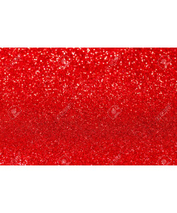 CraftEmotions glitter papper Christmas red