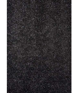 CraftEmotions glitter papper Black