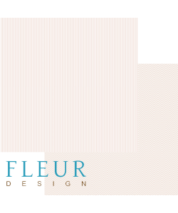 FleurDesign Clean and Simple Bright Coral