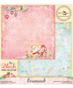 Blue Fern Studios Blush ENAMORED