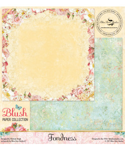 Blue Fern Studios Blush FONDNESS