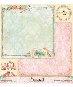Blue Fern Studios Blush DEVOTED
