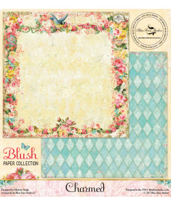 Blue Fern Studios Blush CHARMED