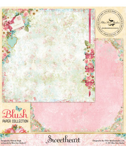 Blue Fern Studios Blush Sweetheart
