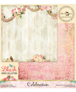 Blue Fern Studios Blush REMINISCE
