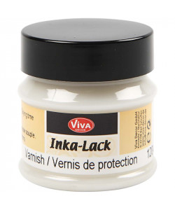 Inka Lack Varnish Transparent