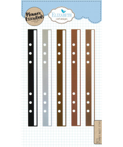 Elizabeth Craft Designs Planner Insert Strips