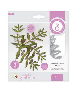 Tonic Studios Die Susans Garden Club Beauty Berry Bush