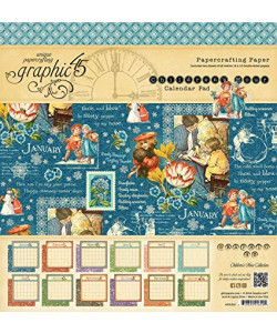 Childrens Hour Calender Pad