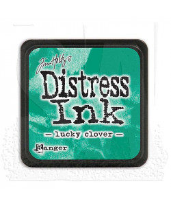 Distress Mini Ink Pad Lucky Clover