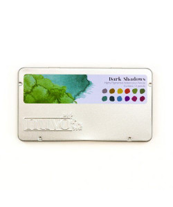 Nuvo Watercolour Pencils – Dark Shadows