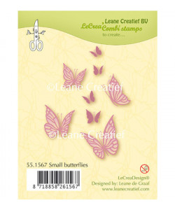 Small Butterflies clearstamps