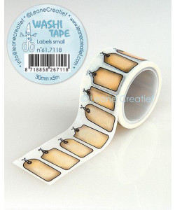"Leane Washi Tape ""Labels Small"""