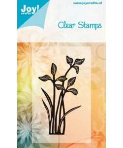 Joy clear stamp
