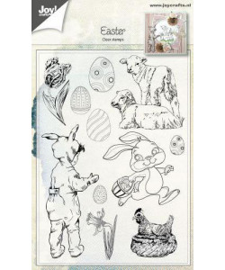 Easter Clearstamp