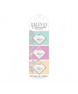 Nuvo Diamonds Hybrid Ink Pads Dream in Colour