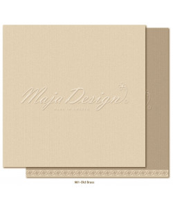 Maja Design Monochromes Shades of Celebration Old Brass