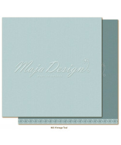 Maja Design Monochromes Shades of Celebration Vintage Teal
