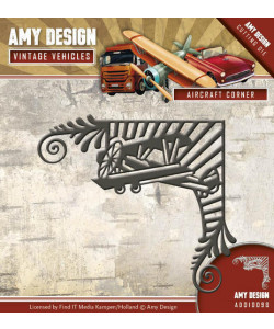 AMY DESIGN DIE Aircraft Border