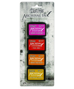 Distress Archival Ink Mini Kit #1