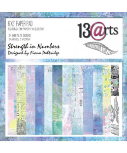 Strength in Numbers by Fiona Paltridge Paperpack 6 x 6