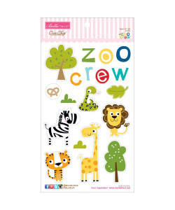 Bella The Zoo Crew Icons
