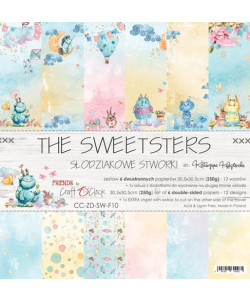 Craft OClock the Sweetsters Paperpad 12 x 12