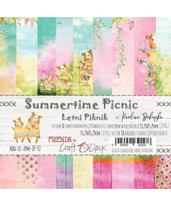 Summertime Picnic Paperpack 6 x 6