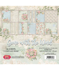 Craft and You Paperpack Gone with the wind 15 x 15