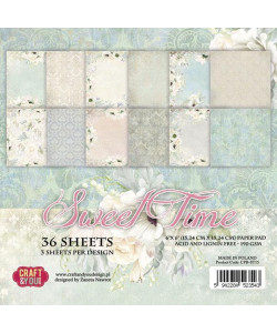 Craft and You Paperpack Sweet Time 15 x 15