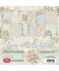 Gone with the wind Paperpack 12 x 12