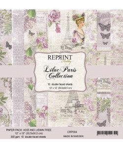 Lilac Paris Collection Paperpack