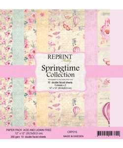 Springtime Collection Paperpack