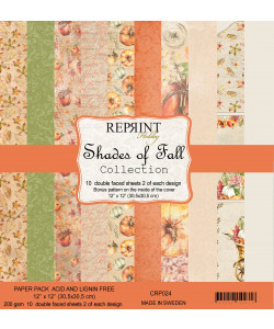 Shades of Fall Collection Paperpack