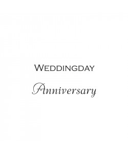 Weddingday clearstamps