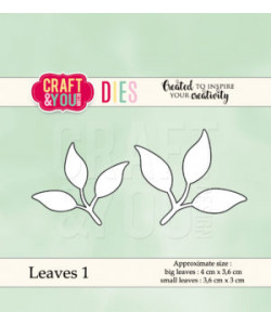 CRAFT and YOU DIE Leaves 1