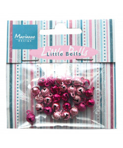 Marianne Design Little Bells Rosa toner