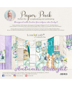 Lemoncraft Paperpack 12 x 12 Autumn Twilight