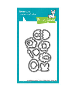 Lawn Fawn Dies Chirpy Chirp Chirp