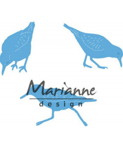 Marianne Design Tinys sand pipers