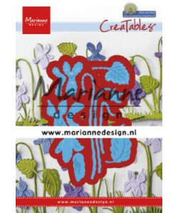 Marianne Design Creatables Cutting Dies Tiny/'s Leaves LR0621