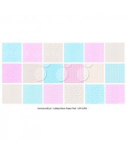 Lullaby Basic paperpack 12 x 12