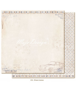 Maja Design Denim and Friends Drivers License