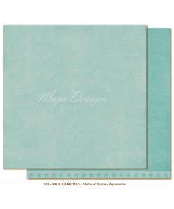 Maja Monochromes Shades of Denim Aquamarine