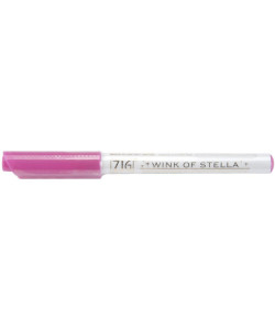Wink of Stella Glitterpenna Dark Pink