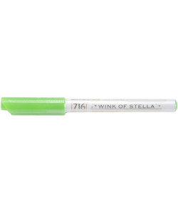 Wink of Stella Glitterpenna Light Green