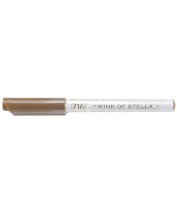 Wink of Stella Glitterpenna Brown